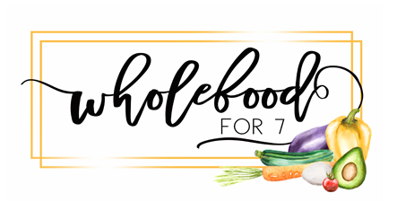 wholefood for 7 logo