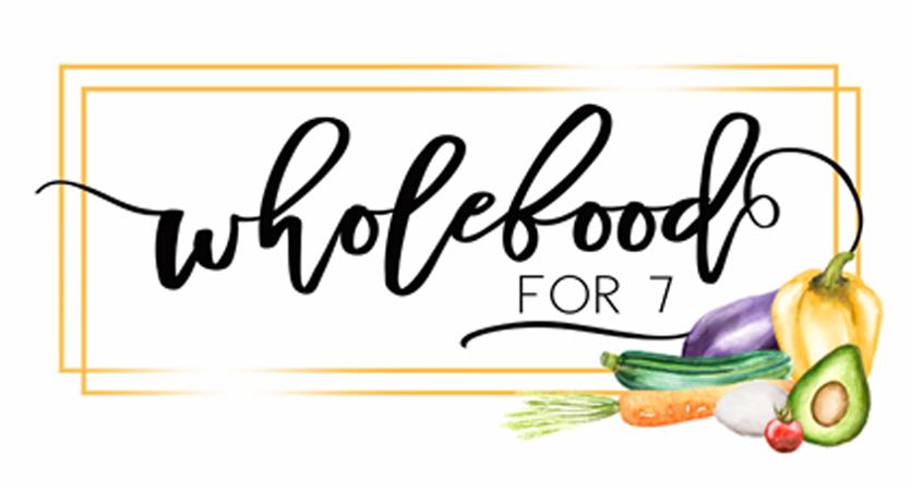 WholeFoodFor7