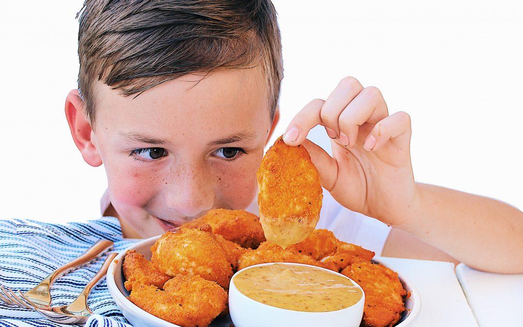 5 Ingredient Chicken Strips