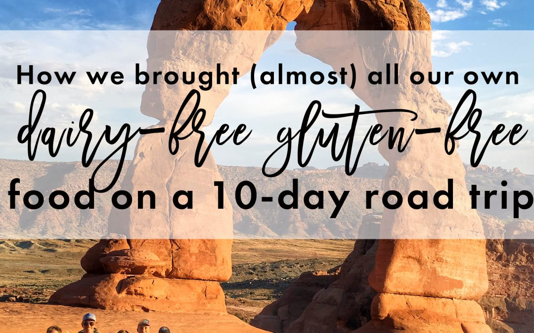 That 10-day Road Trip Where We Took (almost) All of our Food With Us.