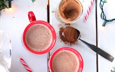 Paleo or Keto Hot Chocolate Mix