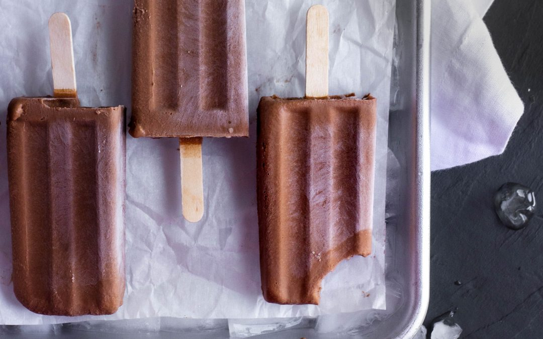 Paleo Fudgesicles with Hidden Veggies