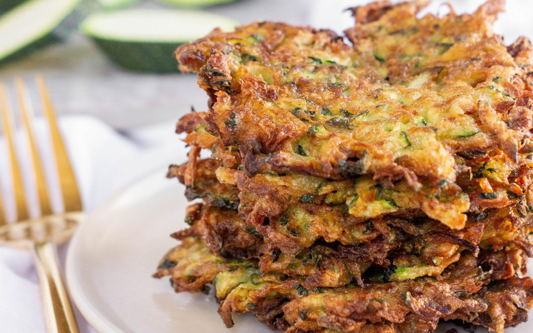 Pick Your Veggie Fritters