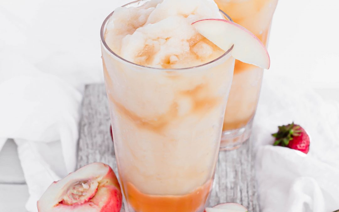 Easy All-Fruit Frozen Slushie