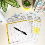 Whole30 7-Day Meal Plans + Template